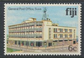 Fiji SG 584B  SC# 413  MNH  Architecture  see scan