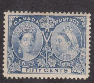 Canada #60 VF Mint