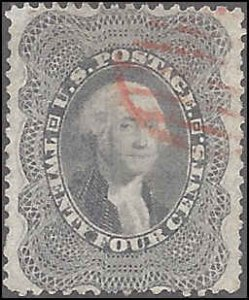 37 Used... PSE Certificate... SCV $440.00... Red grid cancel
