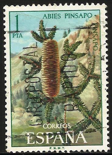 Spain 1972 Scott# 1712 Used