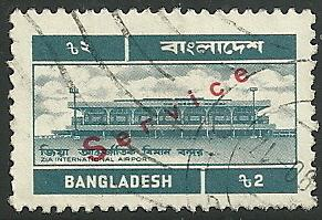 Bangladesh - O45  - Used  - SCV-0.20