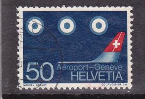 Switzerland # 490, used