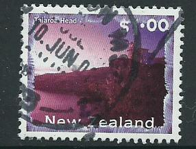 New Zealand  SG 1934b  space filler heavy cancel