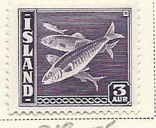 Iceland #218 (MH)  CV $0.55