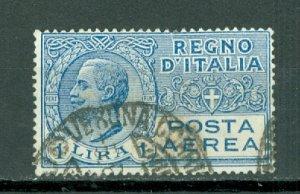 ITALY #C6...USED...$12.50