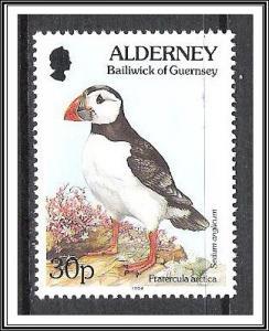 Alderney #83 Flora & Fauna MNH