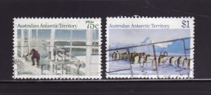 Australian Antarctic Territory L71, L74 U Scenes