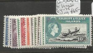 Gilbert & Ellice SG 64-75 MOG (11cpq)