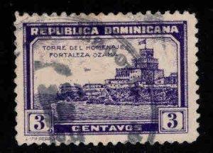 Dominican Republic Scott 279 Used stamp