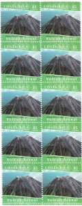 Costa Rica 577-79  MNH 3 Blocks of 10 (SCV $70.00)