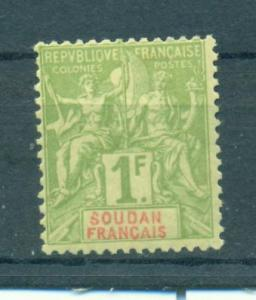 French Sudan sc# 19 mhr cat value $11.00