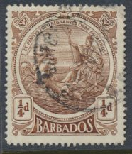 Barbados SG 181  SC# 127    Used  see scans and details