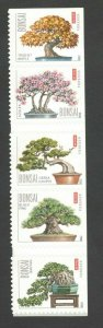 4618-22 (4622a) Bonsai Strip Of 5 Mint/nh FREE SHIPPING