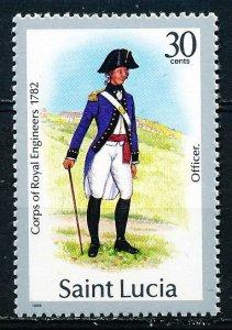 St Lucia #751 Single MNH