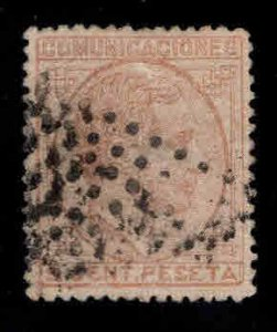 Spain 233 Used nice stamp