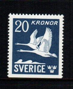 Sweden  c8   MNH cat $ 7.00