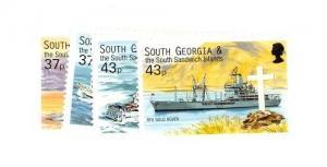 South Georgia Scott 266-269 NH    [ID#427937]