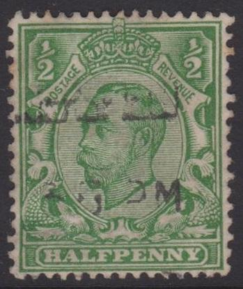 Great Britain Sc#151 Used