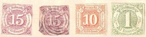 GERMANY THURN & TAXIS COLLECTION LOT VALUES TO $175