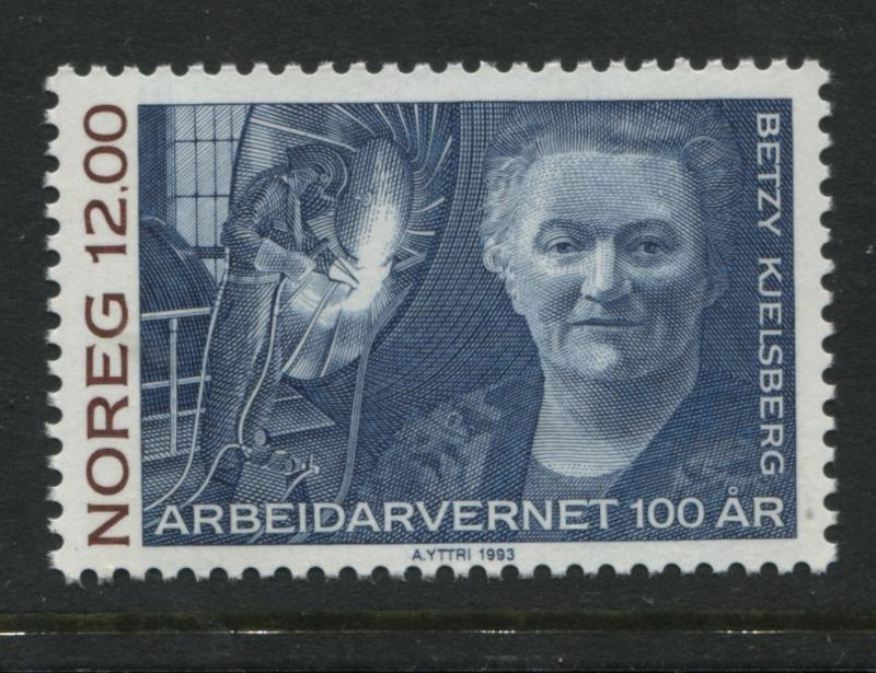 Norway 1045   MNH