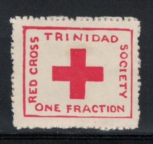 Trinidad and Tobago 1914 Semi-Postal Scott # B1 MH