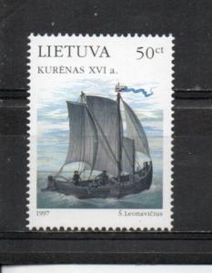 Lithuania 571 MNH
