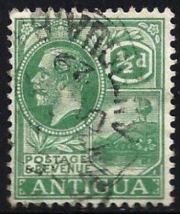 Antigua 1921 Scott# 42 Used
