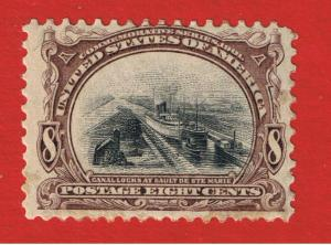 #298 MF-VFH OG  Pan-American Issue  Free S/H