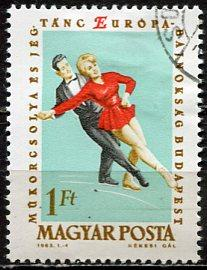 Hungary; 1963: Sc. # 1487; O/Used CTO Single Stamp