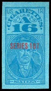 U.S. REV. TAXPAIDS TA203c  Mint (ID # 86975)