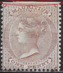 Mauritius 32 Used - Victoria - Clipped