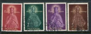 Portugal #832-5 Used (Box1)