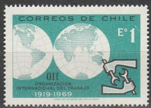 Chile #381   MNH   (S7165)