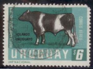 Uruguay 1966 SC# C291 Used L394