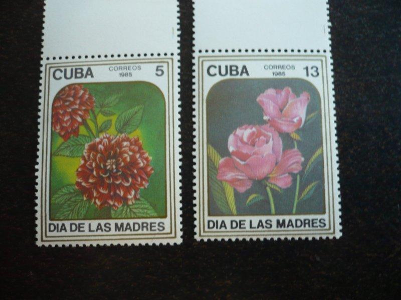 Stamps - Cuba - Scott#2789-2794 - MNH Set of 6 Stamps