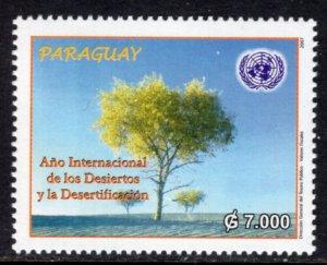 Paraguay 2848 Tree MNH VF