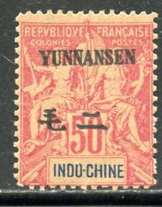 Yunnan Fou # 11, Mint Never Hinge,