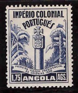 Angola Scott 293 MH* stamp