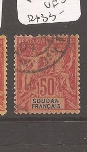 French West Africa Y&T 13 VFU (6cai)