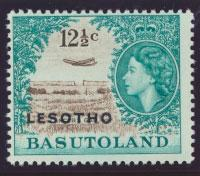Lesotho / Basutoland  Opt  SG 117B Mint  Never Hinged