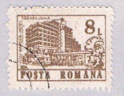 Romania 3669 Used Transylvania Hotel 1991 (BP29133)