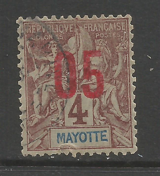 MAYOTTE 23 VFU Z7235