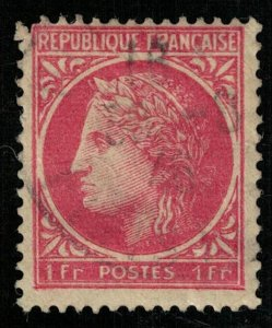 France, 1 Fr, SC #532 (Т-7636)