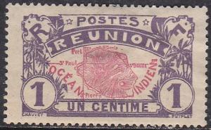 Reunion 60 Map of Reunion 1907