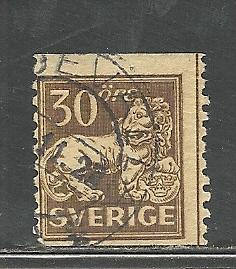 Sweden #125 used Scott cv $18.00