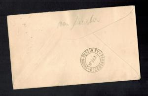 1934 Buenos Aires Argentina LZ 127 Graf Zeppelin Cover to Pernambuco Brazil