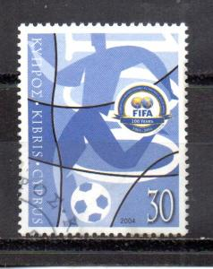 Cyprus 1015 used