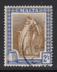 Malta Sc 110 (SG 135), used