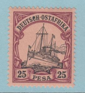 GERMAN EAST AFRICA 17 MINT NEVER HINGED OG ** MNH  NO FAULTS EXTRA  FINE !
