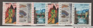 Luxembourg Scott #B240-B245 Stamps - Mint NH Set